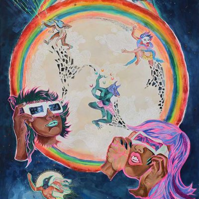 Dakini Eclipse-Chitra-Ganesh