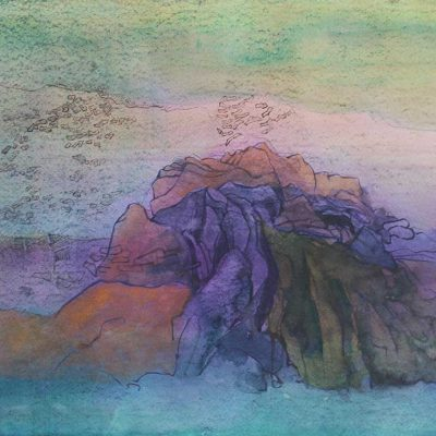 Drifting Landscape I-Samit-Das