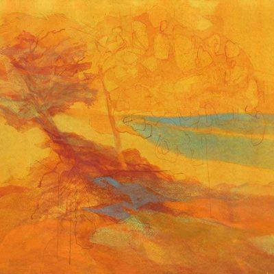 Drifting Landscape II-Samit-Das
