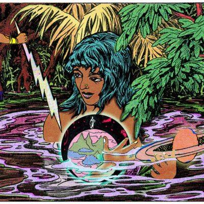 girl-water-globe-Chitra-Ganesh