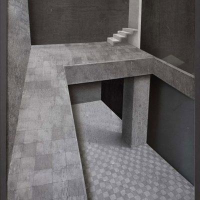 Memory of empty basement-Dilip Chobisa