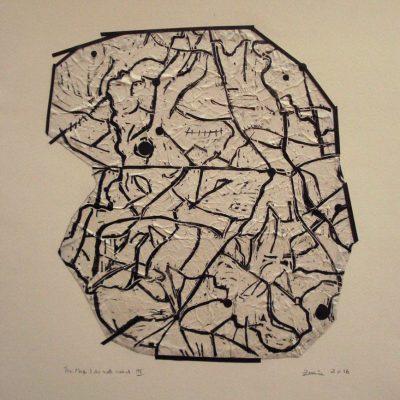 The Map I Do Not Need III-Zarina