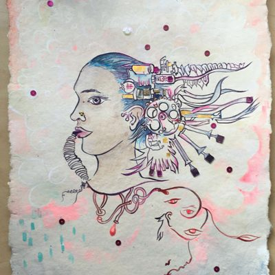 Times Messenger-Chitra Ganesh