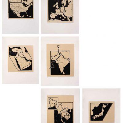 Atlas of My World-Zarina-Hashmi