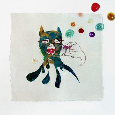 Cat-Woman-Series-Chitra-ganesh