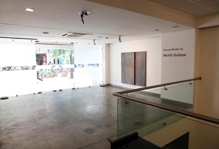 Installation shoot of Mehlli Gobhai show (5)