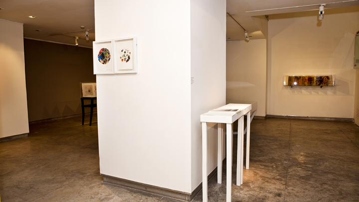 Installation of Narratives of the Self Autobiography (22)