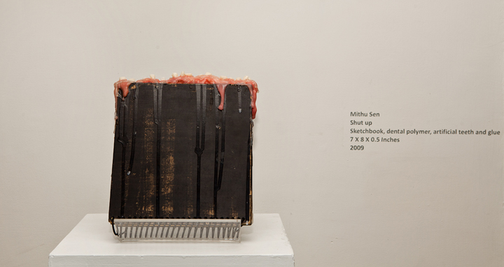 Installation of Narratives of the Self Autobiography (4)