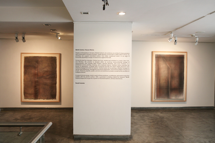 Installation shoot of Mehlli Gobhai show (3)