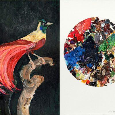 Bird of Paradise, Time Flies-2012-Sutapa-Biswas