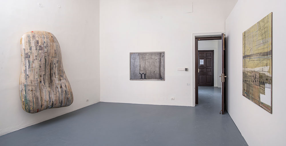 Installation shoot of Mekhala Bahl